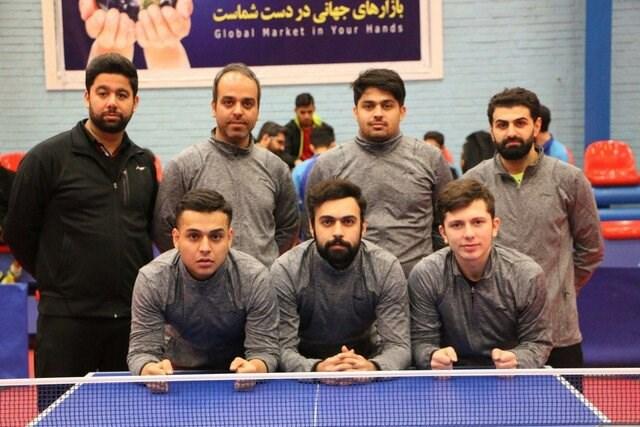 دود آتش اختلاف فدراسیون تنیس روی میز و پتروشیمی به چشم ملیپوشان