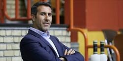 واکنش بهنام محمودی به از دست رفتن کرسی آسیایی داورزنی