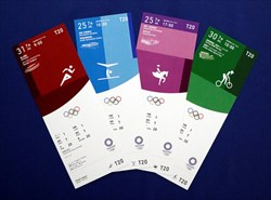 آغاز استرداد هزینه بلیط های المپیک توسط توکیو2020