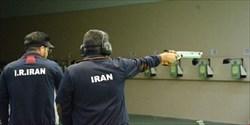۲هزار و ۵۰۰ یورو برای قهرمان و و نائب قهرمان ایرانی مسابقات بینالمللی تیراندازی