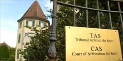 9 بهمن ماه، زمان اعلام رأی دادگاه CAS به پرونده جودو ایران