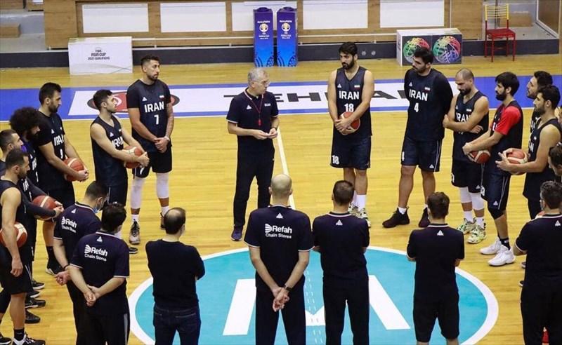معرفی 12 بسکتبالیست اعزامی به قطر
