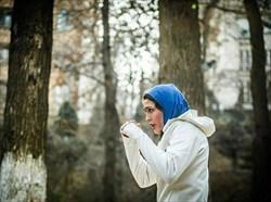 الهه منصوریان: دوست دارم با حجاب در  UFC مبارزه کنم