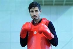 قرارداد، کاپیتان سابق تیم ملی ووشو با یک سازمان افغانستانی در MMA