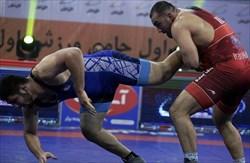 حضور وزیر ورزش در فینال لیگ کشتی خوش یمن نبود