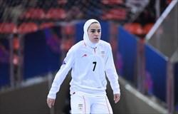 فرشته کریمی: به کویت رفتم چون لیگ ایران بلاتکلیف بود
