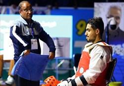 روز نخست لیگ برتر تکواندو و ناکامیهای کاپیتان تیم ملی