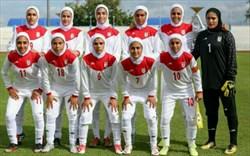 جام ملتهای آسیا فرصت تیم ملی فوتبال زنان ایران برای بازگشت به رنکینگ