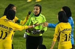 جواهری: گفتند حق گفتن و نوشتن در مورد فوتبال زنان را نداری!