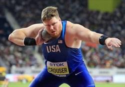 رکوردشکنی قهرمان پرتاب وزنه المپیک