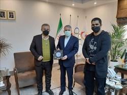 رئیس انجمن جوجیتسوjjif: حمایتهای صالحی امیری انگیزه ما را دوچندان کرد