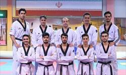 تیم ملی تکواندو راهی بلغارستان میشود
