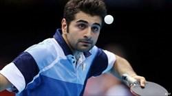 صعود نوشاد و حذف نیما عالمیان از تور جهانی تنیس روی میز قطر