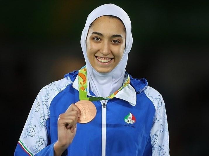 تلاش کیمیا علیزاده برای حضور در المپیک
