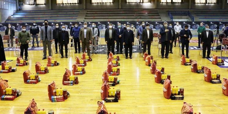 برگزاری مراسم پویش رهایی به میزبانی فدراسیون هندبال
