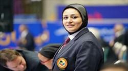 بانوی ایرانی عضو هیات ژوری لیگ جهانی کاراته شد