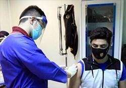 واکسینه شدن پارالمپیکیها
