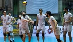 اردوی تیم ملی والیبال در تهران در غیاب ستارهها