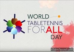 به بهانه روز جهانی تنیس روی میز