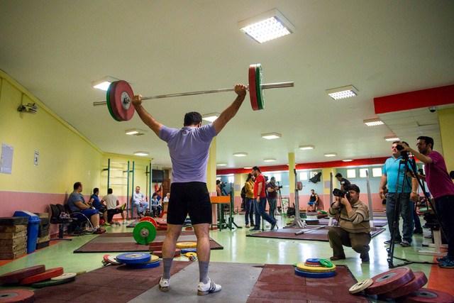 تست دوپینگ وزنهبرداران اعزامی به آسیا منفی شد