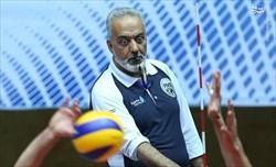 داور بینالمللی والیبال بازنشسته شد