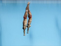 انتخابی المپیک شیرجه اردیبهشت ماه برگزار میشود
