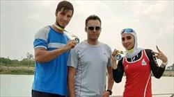 رایزنیهای قایقرانی ایران با فدراسیون جهانی برای افزایش سهمیه المپیک