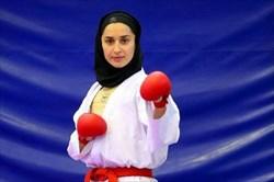 رزیتا علیپور با وایلد کارت سهمیه المپیک گرفت