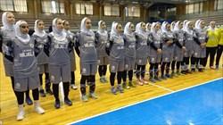 واکسیناسیون تیم ملی هندبال زنان