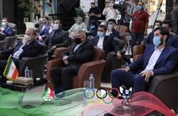 نخستین گروه کاروان المپیکی ایران با مراسم بدرقه عازم توکیو شدند