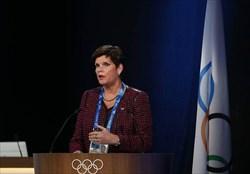 یک بانو از جزیره آروبا نایب رییس کمیته بینالمللی المپیک شد