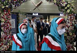 اعلام ترکیب کاروان ایران برای حضور در مراسم رژه المپیک/رژه با لباس رسمی