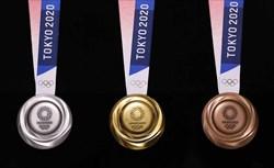 مدالهای المپیک را گاز نگیرید!