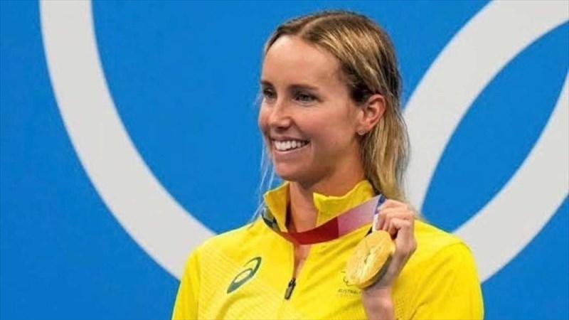 تاریخسازی شناگر زن استرالیایی با ۷ مدال