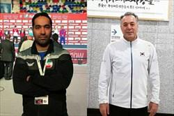 حضور سرمربیان ایرانی کره و روسیه در المپیک