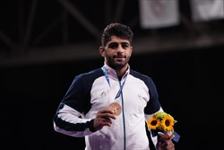 گزارش تصویری از مراسم کسب مدال ساروی