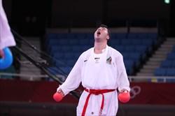 سجاد گنجزاده طلایی کاراته در المپیک توکیو
