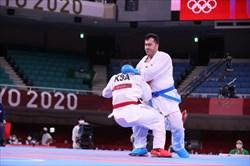 گنج زاده: کاراته لیاقت ماندن در المپیک را دارد