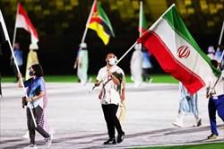 گزارش تصویری مراسم اختتامیه المپیک