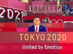 داور فینال جنجالی کاراته در المپیک توکیو تهدید به مرگ شد