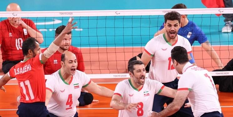 ضرب طلای یازدهم به نام والیبال نشسته/ ایران با اقتدار قهرمان شد