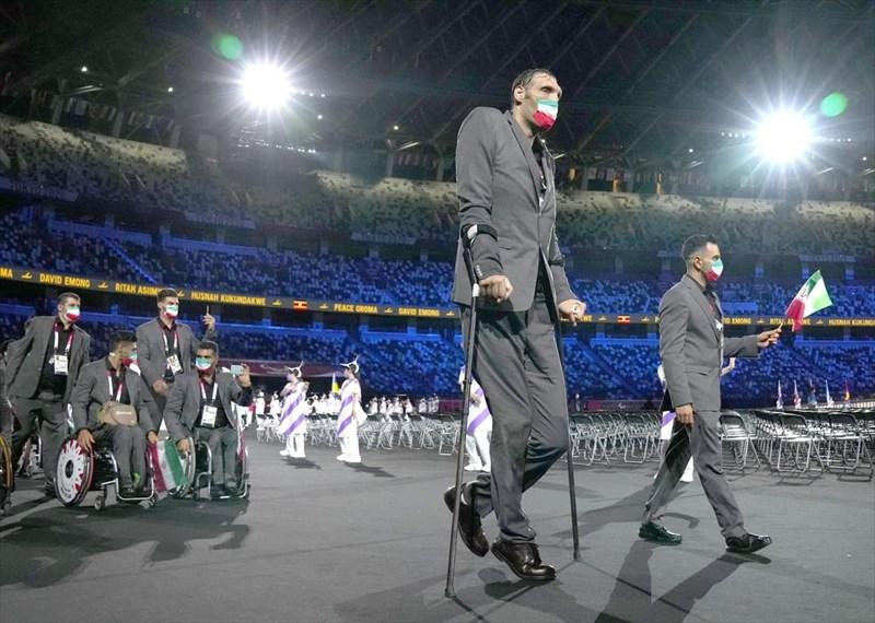 تاریخ سازی پارالمپیک در توکیو