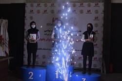 پایان مسابقات رنکینگ کشوری با قهرمانی ابراهیمی نماینده استان البرز